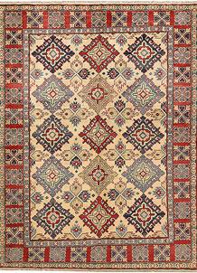 Bisque Kazak 4' 11 x 6' 6 - No. 67476