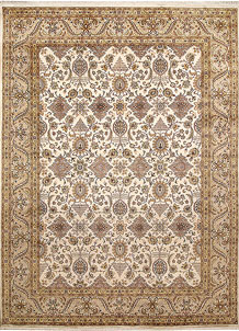 Ivory Mahal 9' 1 x 12' 3 - No. 67521
