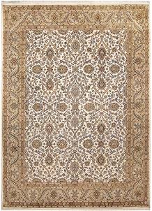 Ivory Mahal 9' x 12' 2 - No. 67523