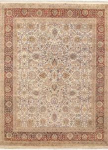 Cornsilk Mahal 8' x 10' 3 - No. 67541