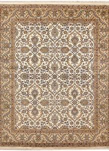 Ivory Mahal 7' 11 x 10' 2 - No. 67544