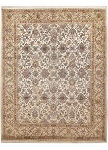 Ivory Mahal 8' 2 x 10' 3 - No. 67562