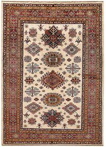 Ivory Kazak 5' 8 x 7' 10 - No. 67787