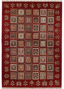 Multi Colored Bakhtiar 6' 9 x 9' 9 - No. 68187