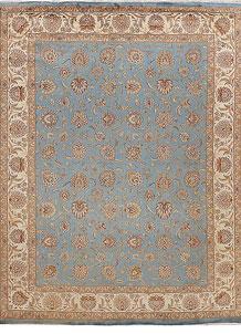 Steel Blue Mahal 10' 2 x 14' 5 - No. 68229
