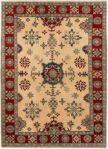 Navajo White Kazak 4' 9 x 6' 8 - No. 68270