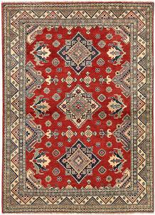 Firebrick Kazak 4' 9 x 6' 9 - No. 68283