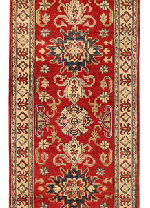 Red Kazak 2' 7 x 9' 6 - No. 68313