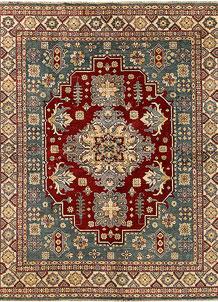 Firebrick Kazak 7' 11 x 9' 7 - No. 68317