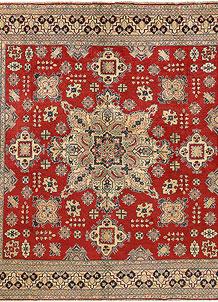 Firebrick Kazak 9' 10 x 9' 9 - No. 68319
