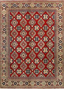 Firebrick Kazak 8' 10 x 11' 10 - No. 68325