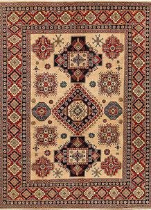 Navajo White Kazak 8' 8 x 11' 6 - No. 68326