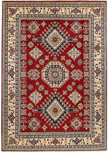 Firebrick Kazak 8' 3 x 11' 9 - No. 68327