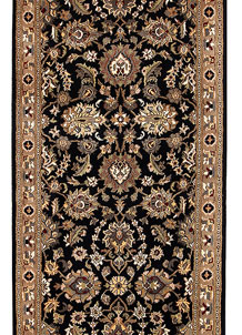 Black Mahal 2' 7 x 11' 3 - No. 68518