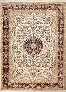 Cornsilk Isfahan 8' 11 x 11' 11 - No. 68535