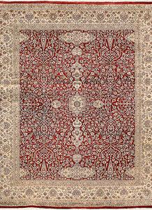Firebrick Mahal 8' 1 x 10' - No. 68545