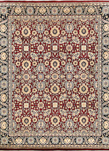 Firebrick Mahal 8' x 10' - No. 68559