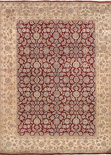 Firebrick Mahal 8' x 10' 10 - No. 68562