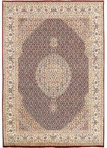 Firebrick Tabriz 7' 10 x 11' 5 - No. 68592