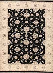 Black Ziegler 5' 6 x 7' 9 - No. 68602