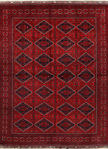 Dark Red Khal Mohammadi 8' x 10' 8 - No. 68665