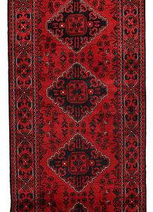 Dark Red Khal Mohammadi 2' 9 x 9' 4 - No. 68668