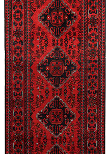 Red Khal Mohammadi 2' 8 x 8' 10 - No. 68674