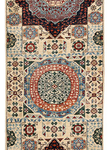 Multi Colored Mamluk 2' 8 x 10' 1 - No. 68680