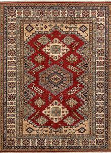 Firebrick Kazak 5' x 6' 8 - No. 68697