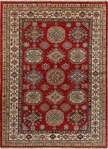Firebrick Kazak 5' x 6' 6 - No. 68698