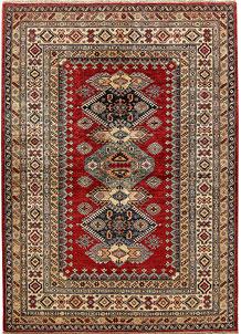 Firebrick Kazak 5' 7 x 7' 9 - No. 68700