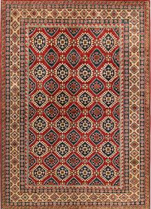 Firebrick Kazak 8' 3 x 11' 6 - No. 68722