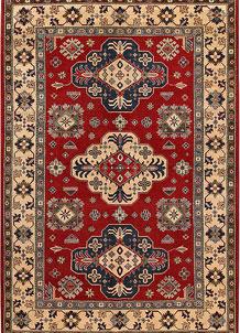 Firebrick Kazak 6' 6 x 9' 2 - No. 68724