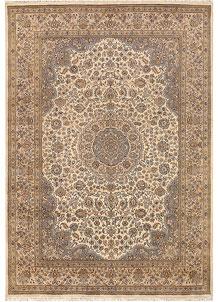 Navajo White Isfahan 5' 8 x 8' 2 - No. 68737