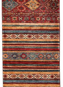 Multi Colored Kazak 2' 9 x 7' 7 - No. 68834