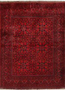 Dark Red Khal Mohammadi 4' 11 x 6' 6 - No. 68907