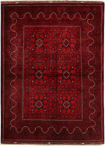 Dark Red Khal Mohammadi 4' 9 x 6' 6 - No. 68915