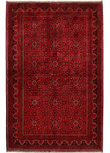 Dark Red Khal Mohammadi 6' 7 x 10' 1 - No. 68928