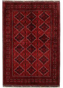 Dark Red Khal Mohammadi 6' 6 x 9' 6 - No. 68929