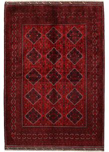Dark Red Khal Mohammadi 6' 8 x 9' 5 - No. 68930