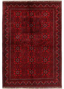Dark Red Khal Mohammadi 6' 8 x 9' 7 - No. 68937