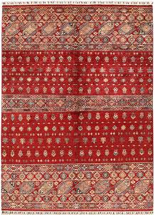 Firebrick Kazak 6' 11 x 9' 8 - No. 68959