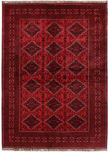 Dark Red Khal Mohammadi 6' 8 x 9' 3 - No. 68975