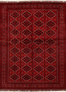 Dark Red Khal Mohammadi 8' x 11' - No. 68983