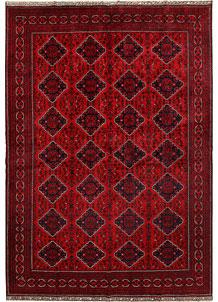 Dark Red Khal Mohammadi 8' x 11' 6 - No. 68985