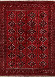 Dark Red Khal Mohammadi 8' 3 x 10' 10 - No. 68989