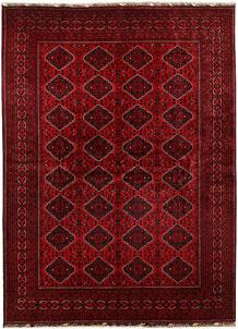 Dark Red Khal Mohammadi 8' 2 x 11' 3 - No. 68990