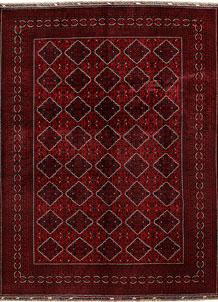 Dark Red Khal Mohammadi 9' 8 x 12' 10 - No. 68993