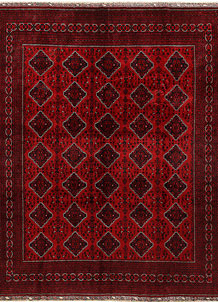 Dark Red Khal Mohammadi 9' 9 x 12' 4 - No. 68994