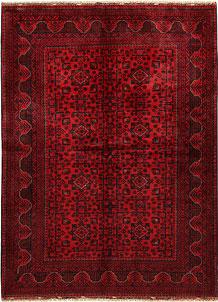 Dark Red Khal Mohammadi 5' 7 x 7' 7 - No. 68997